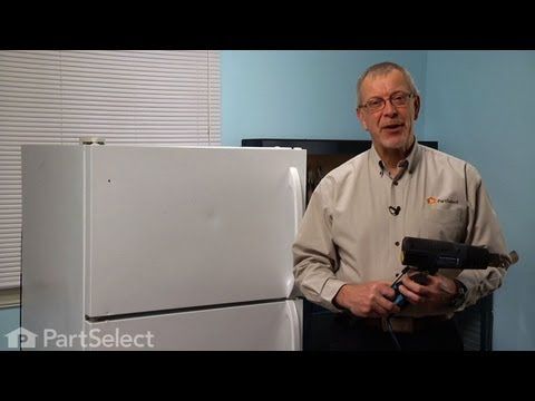 Refrigerator Repair – Replacing the Defrost Thermostat (Frigidaire Part # 5303918202)