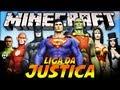Vilhena Mostra MODS!! #Liga Da Justiça!!!