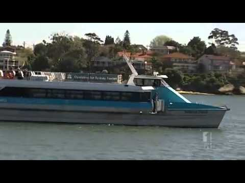Sydney Ferry services to be reintroduced