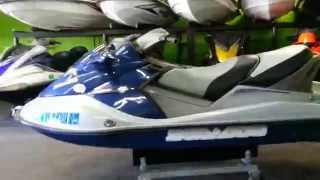 7. 2004 seadoo gtx supercharger engine 185 hp