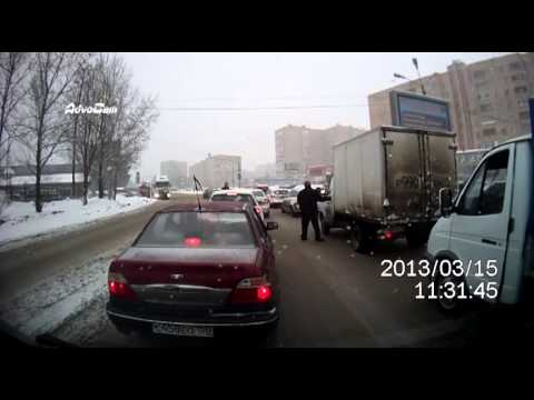 Road Rage as its done in Russia