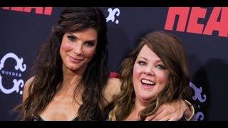 Sandra Bullock and Melissa McCarthy's Funniest Moments | POPSUGAR News
