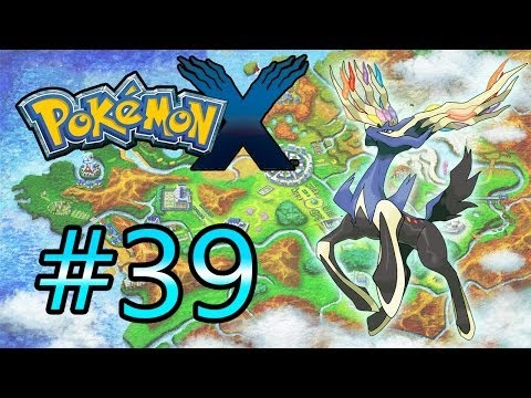 Let's Play : Pokémon X - Parte 39