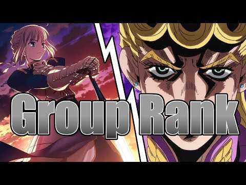 Top 100 Anime Openings | Group Rank