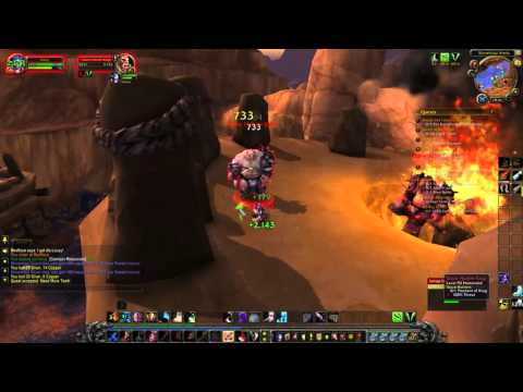 геймплей WORLD OF WARCRAFT WOW