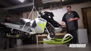 9. 2014 Freeride Turbo: Aerocharger System Weight Tests