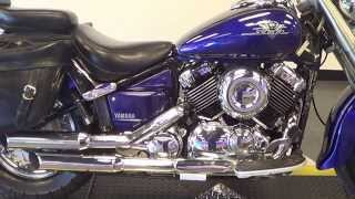 5. 2003 YAMAHA V STAR 650 CLASSIC-LOW MILES-UPGRADES-EXCELLENT CONDITION