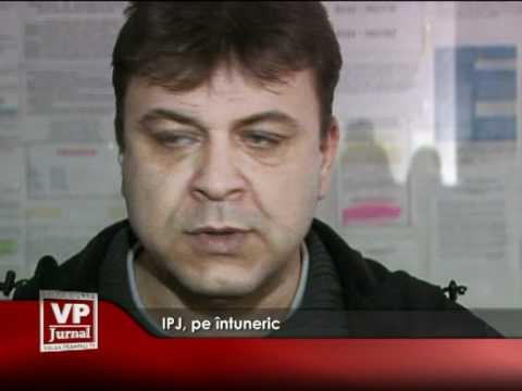 IPJ, pe întuneric