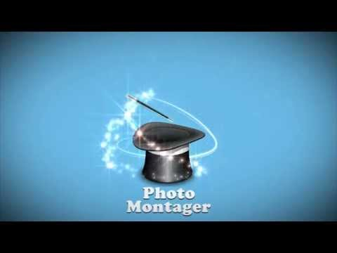 Video of PhotoMontager - Photo montages
