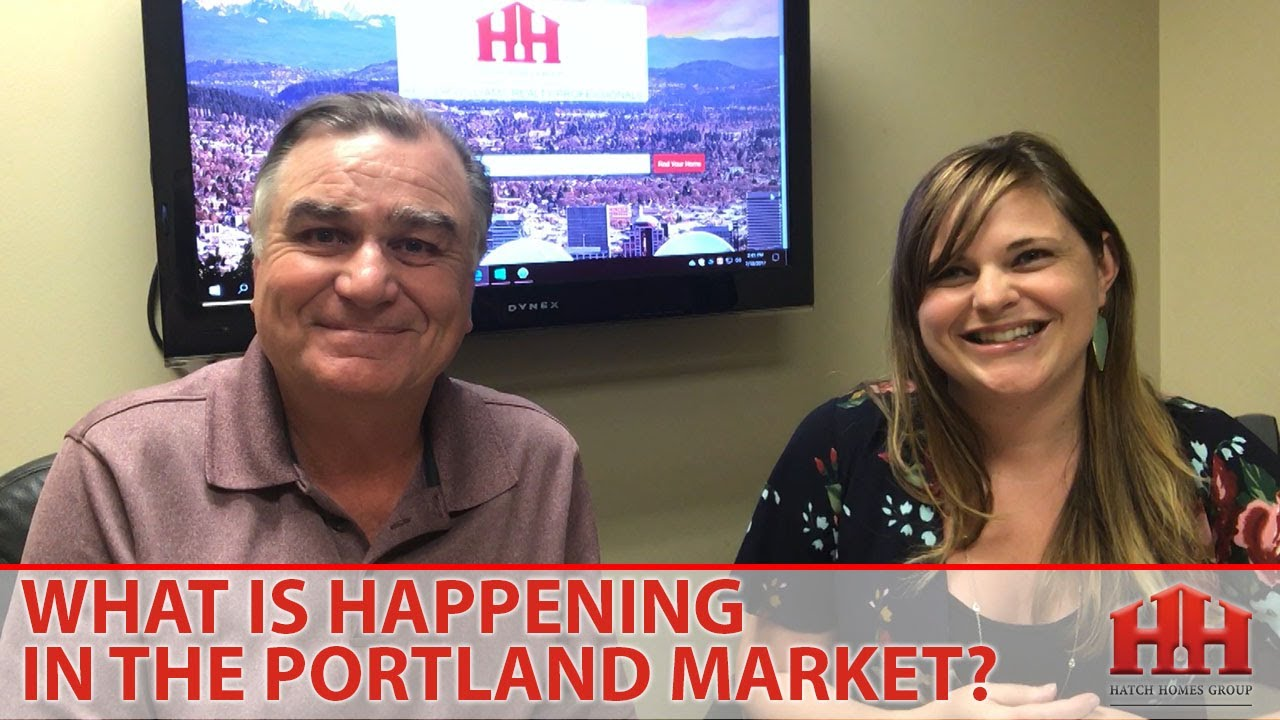 What Is Happening in the Portland Market?