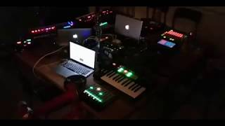 Video Tribit - Global Worming Music - Ambient Live Session 0001