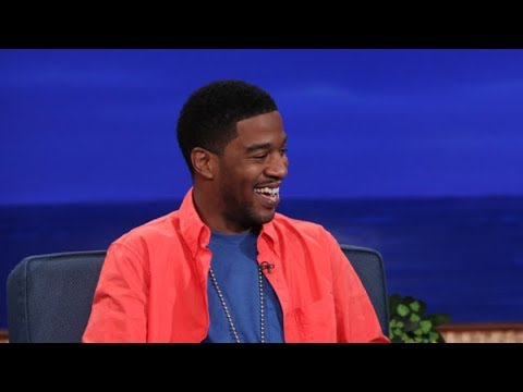 "Scott ""Kid Cudi"" Mescudi Interview Part 01 - Conan On TBS"