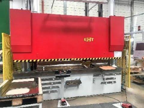 CNC hydraulický ohraňovací lis EHT VARIOPRESS 80-35 2000