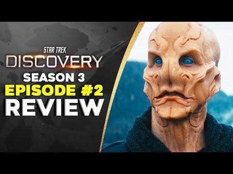 "Star Trek Discovery Season 3 Episode 2 - ""Far From Home"" REVIEW & Breakdown!"