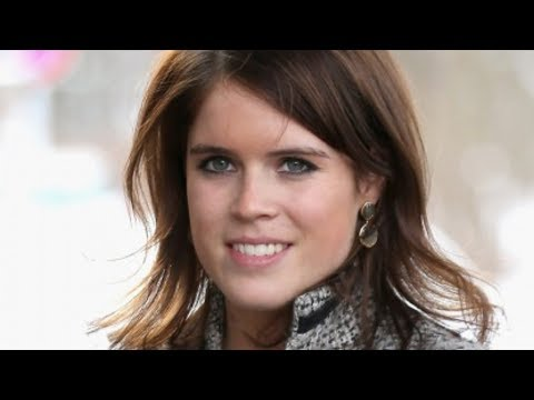 The Stunning Transformation Of Princess Eugenie