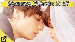 Top 50 Romance Japanese Movies 2018 (All The Time)