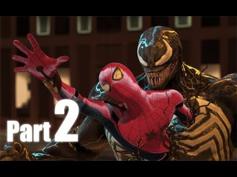 VENOM vs Spider-man Part 2 - The Death of Spider-man