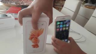 Iphone 7 kutu açılımı  (ÇILGINLIK İÇERİR)!!
