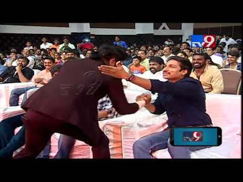 Gopichand Rocking Dance On Stage at Oxygen Audio Launch