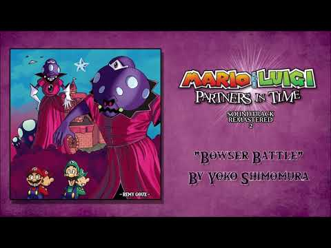 Bowser Battle (Mario & Luigi Partners in Time Soundtrack Remastered 2)