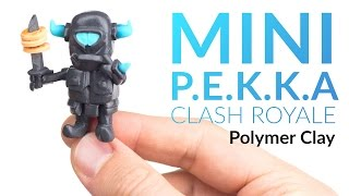 "Please watch: ""Lugia (Pokemon) – Polymer Clay Tutorial"" https://www.youtube.com/watch?v=15hHtHiKSuc-~-~~-~~~-~~-~-Let's create the mini pekka from Clash Royale out of polymer clay!! One of the most favorite cards in the game itself now found its way into my channel. For beginners I recommend creating a bigger scale as I created my mini mini P.E.E.K.A ;)-----------------------------------------------------------LINKS:Giant Tutorial ▸ https://youtu.be/EZdp52EDyd4Transparent Polish ▸ http://amzn.to/2qFjHlk-----------------------------------------------------------More ways to follow me:Instagram ▸ https://www.instagram.com/clayclaim/Snapchat  ▸ https://www.snapchat.com/add/clayclaimFacebook ▸ https://www.facebook.com/clayclaimTwitter ▸ https://twitter.com/ClayClaimEtsy ▸ coming soon ;)"