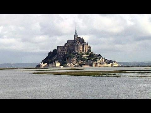 Le Mont Saint-Michel est presque redevenu une île