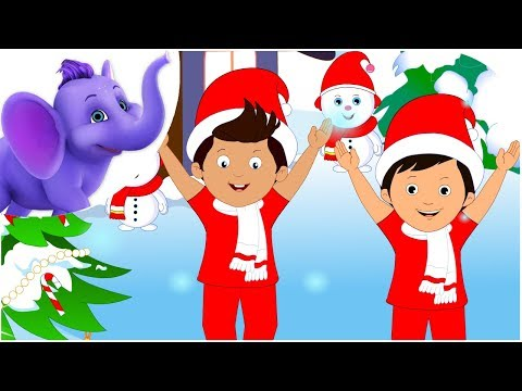 Christmas Comes But Once A Year - Nursery Rhyme With Karaoke