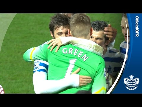 gets - Watch the post-match scenes as Charlie Austin gets the match ball after his first QPR, and Premier League, hattrick. SUBSCRIBE for more exclusive QPR video content. Remember, it's FREE: http://qp...