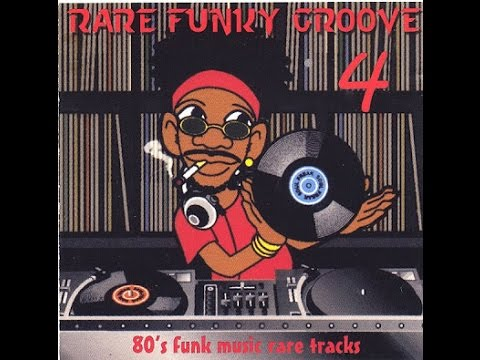 RARE FUNKY GROOVE 4