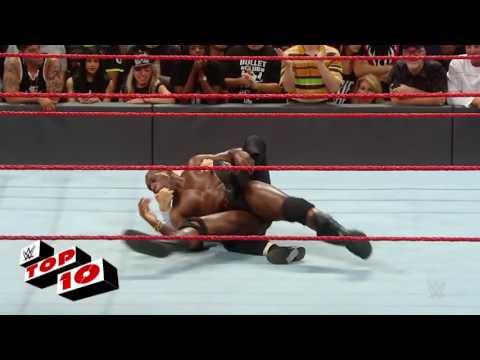 WWE Raw 29 August 2016 Highlights