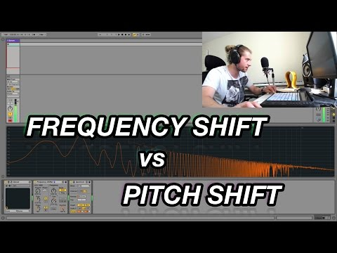 Frequency Shift Vs Pitch Shift