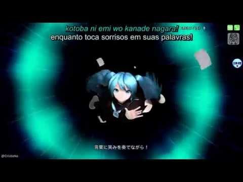 Video Hatsune Miku - Rolling Girl (Legendado) download in MP3, 3GP, MP4, WEBM, AVI, FLV January 2017