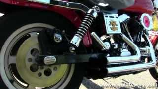 10. Used 1996 Harley-Davidson FXDWG Dyna Wide Glide with Vance & Hines Exhaust