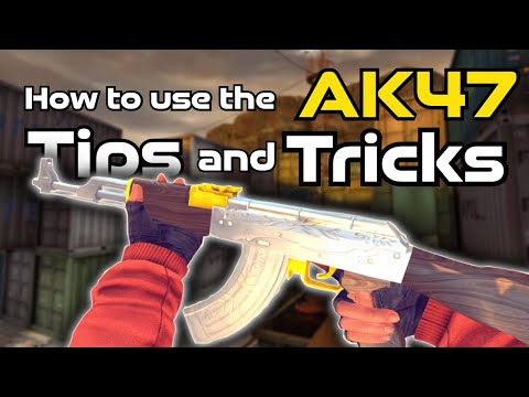 How to use the AK47 in Critical Ops (In Depth Guide+Stats)