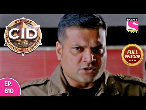 CID - Full Episode 810 - 25th  October, 2018