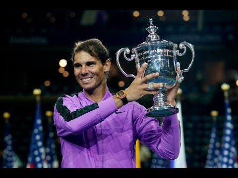 Rafael Nadal defeats Daniil Medvedev to win US Open 2019