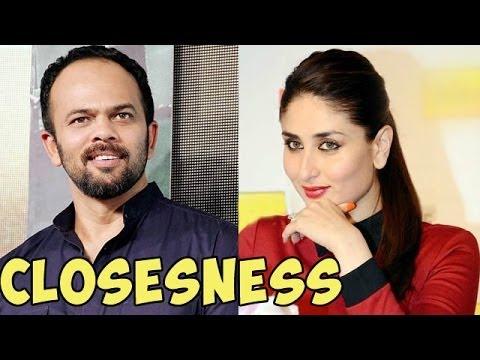 Kareena Kapoor's increasing 'FRIENDSHIP' with Rohit Shetty