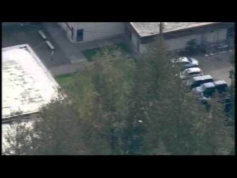 North - Police responded Friday to a high school north of Seattle after it was locked down amid reports of a shooting. The Marysville School District said in a statement that