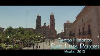 San Luis Potosi Mexico  city images : Centro Historico San Luis Potosi, Mexico HD viajando por mexico