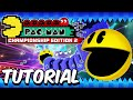 Pac man Championship Edition 2 ps4 Tutorial 1080p 60fps
