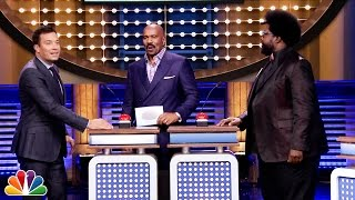 Video Tonight Show Family Feud with Steve Harvey and Alison Brie MP3, 3GP, MP4, WEBM, AVI, FLV Juni 2018