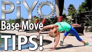 PiYo Base Moves Tutorial with Chalene Johnson - YouTube