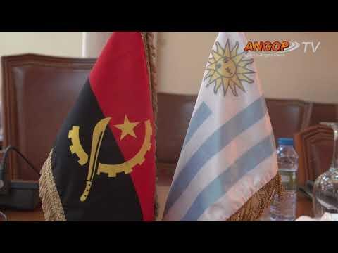 PR reúne-se com chefe da diplomacia uruguaia