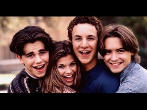 Boy Meets World Season 2 Episode 15 Breaking Up Is Really, Really Hard to Do