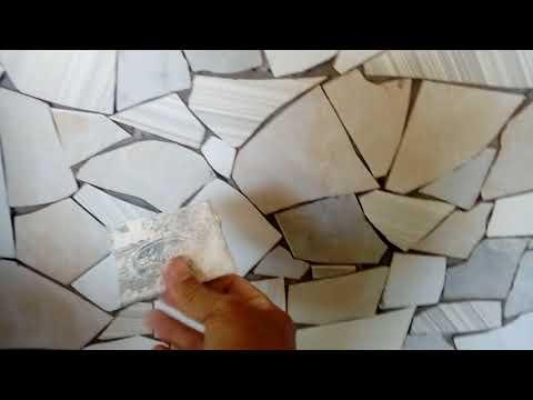Sobras de cerâmicas