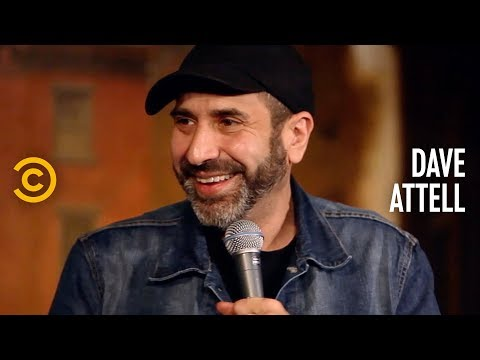 """Dave Attell: """"There Is No Romantic Way to Fist Someone"""""""
