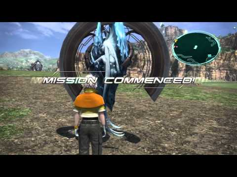 preview-Let\'s Play Final Fantasy XIII #052 - Not So Calm Lands (HCBailly)