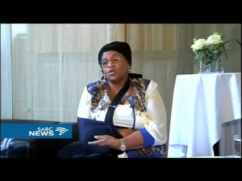 Mokonyane talks plans for water & sanitation