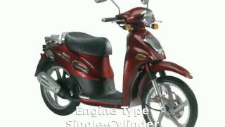 6. 2006 KYMCO ZX 50 -  superbike motorbike Dealers Specs Info Top Speed Specification Features