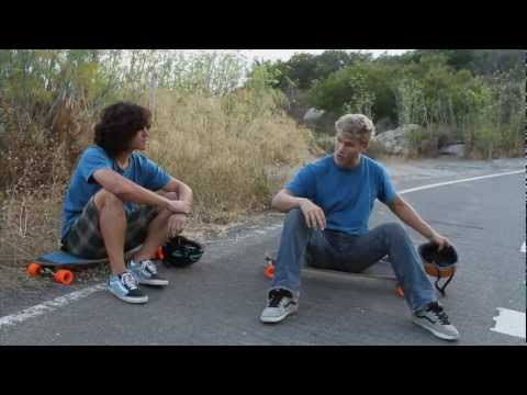 "Longboarding Video ""The Quest For Butter"""